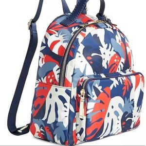 Tommy Hilfiger Julia Tropical Palm Dome Backpack